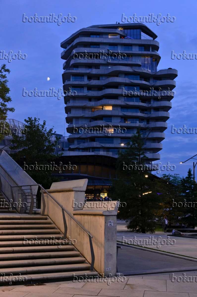 Bild Marco Polo Tower, HafenCity, Hamburg, Deutschland - 560002 ...