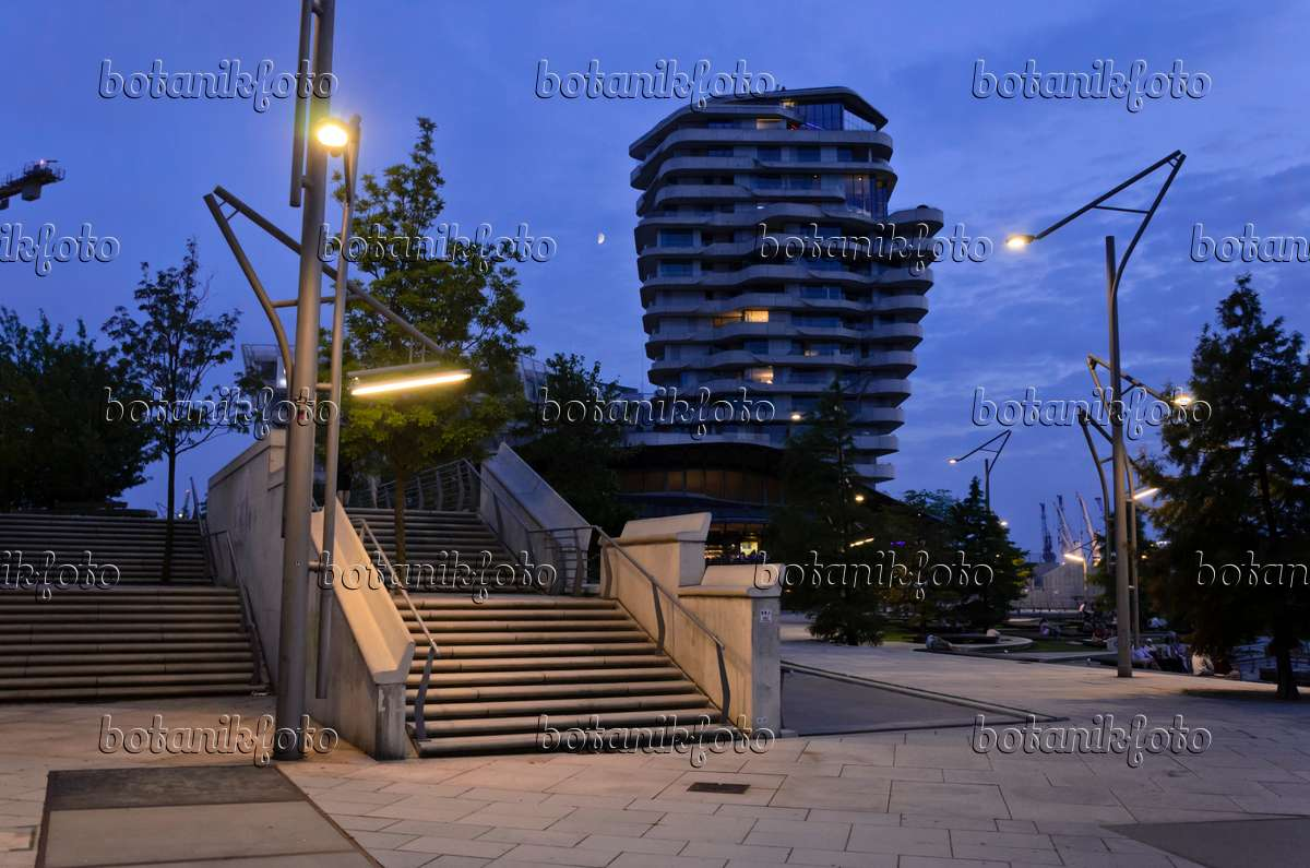 Bild Marco Polo Tower, HafenCity, Hamburg, Deutschland - 560003 ...
